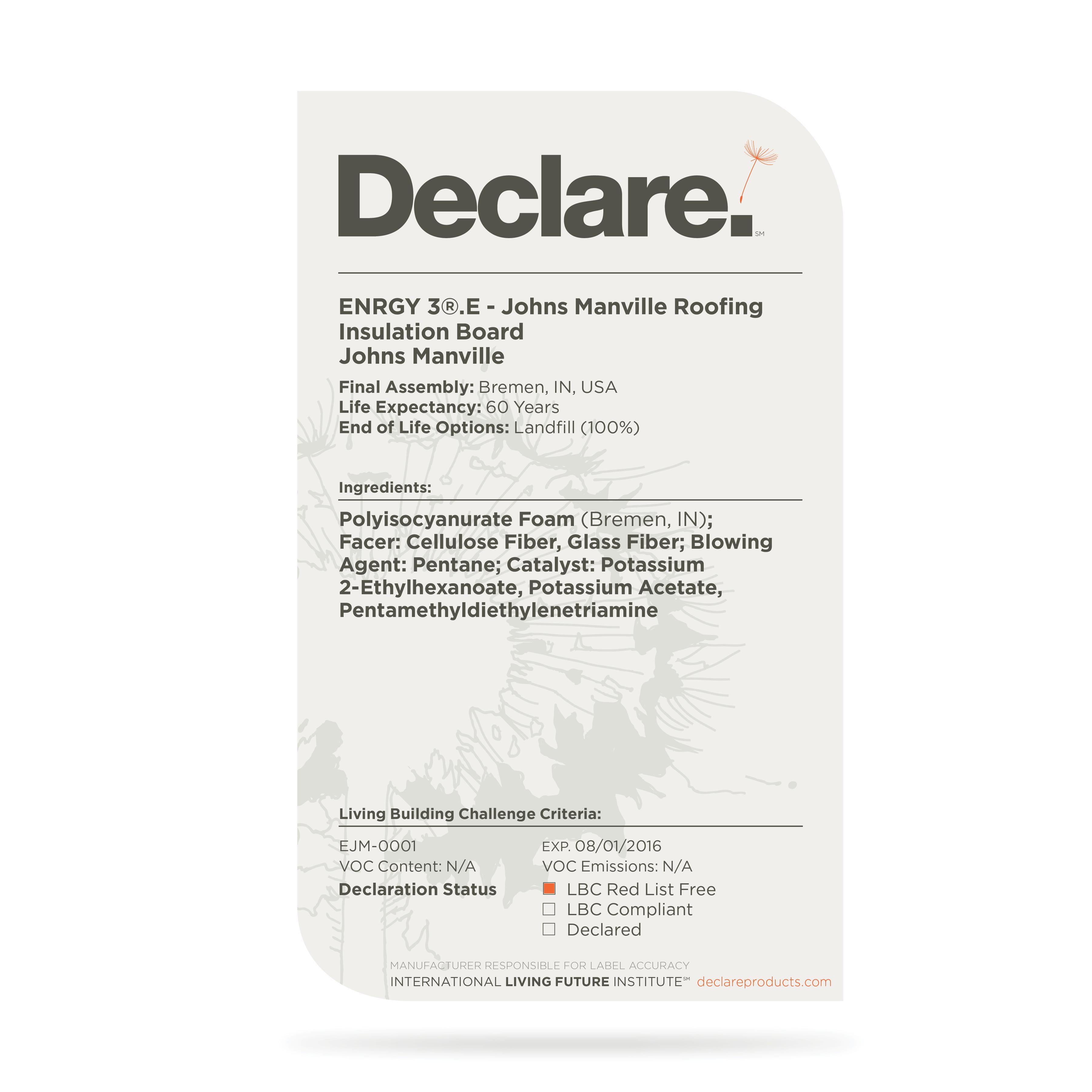 declare label