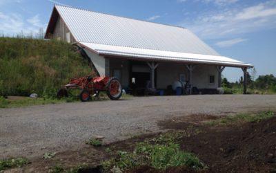 Farm Hub and Root Cellar