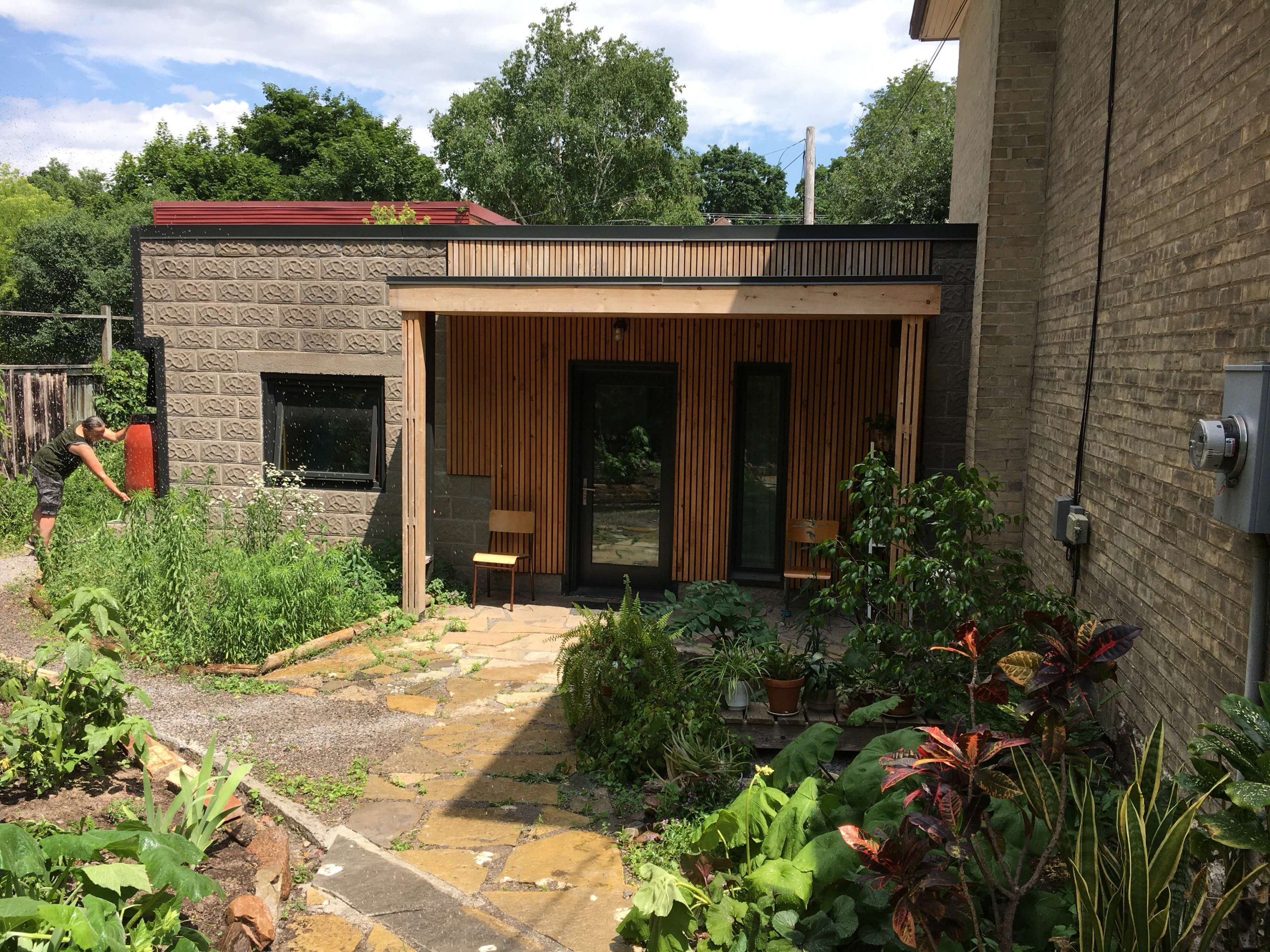 Healthy, zero carbon accessory dwelling unit