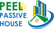 Logo for Peel Passive House