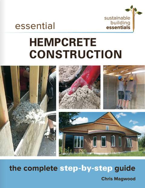 Book cover for Essential Hempcrete Construction