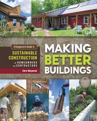 Making Better Buildings book
